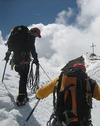 Bergführer finden