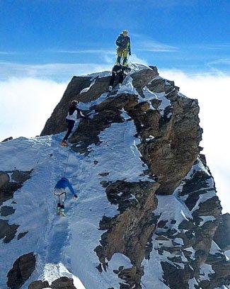 Berg- u. Skiführer suchen